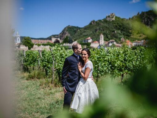 Catherine & Mathias